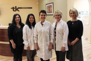 TK Dental Team Photo